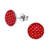 Round - 316L Surgical Grade Stainless Steel Stainless Steel Ear studs SD40435