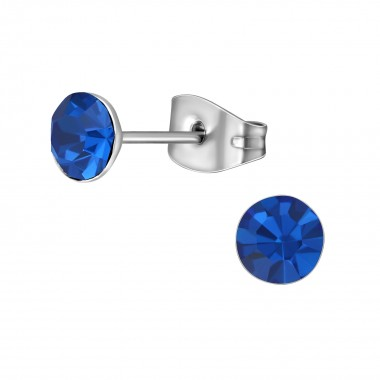 Cone - 316L Surgical Grade Stainless Steel Stainless Steel Ear studs SD6682