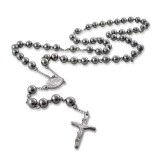 Cross - Zinc Stainless Steel Necklace SD1852