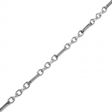 Link - 316L Surgical Grade Stainless Steel Stainless Steel Necklace SD1859
