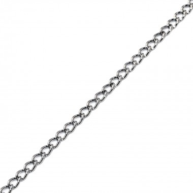 Curb - 316L Surgical Grade Stainless Steel Stainless Steel Necklace SD7102