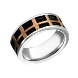 Band - 316L Surgical Grade Stainless Steel Steel Rings SD11724