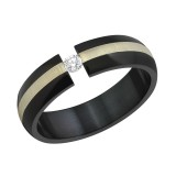 Unclosed - 316L Surgical Grade Stainless Steel Steel Rings SD17978