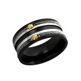 Tube - 316L Surgical Grade Stainless Steel Steel Rings SD1924