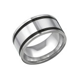 Band - 316L Surgical Grade Stainless Steel Steel Rings SD31853
