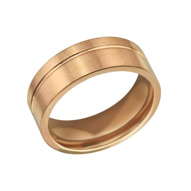 Line - 316L Surgical Grade Stainless Steel Steel Rings SD32608