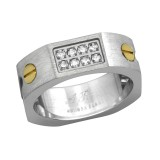 Rectangle - 316L Surgical Grade Stainless Steel Steel Rings SD7727