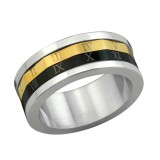 Rome - 316L Surgical Grade Stainless Steel Steel Rings SD7729