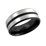 Line - 316L Surgical Grade Stainless Steel Steel Rings SD8284