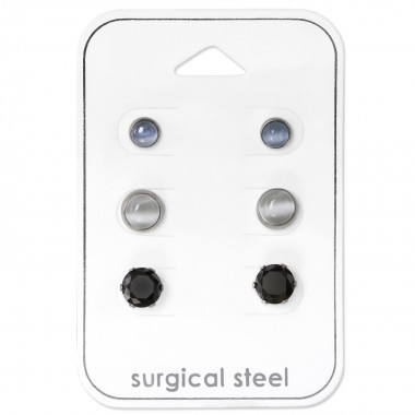 Mixed Stone - 316L Surgical...