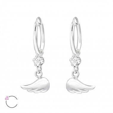 Wing - 925 Sterling Silver ...