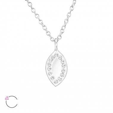 Marquise Mirror - 925 Sterl...