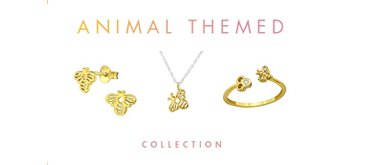 Animal themed Jewelry Collection