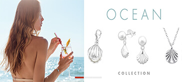 Sun, Sea & Ocean Themed Jewelry Collection