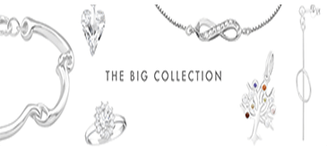 Premium Silver Jewelry Collection