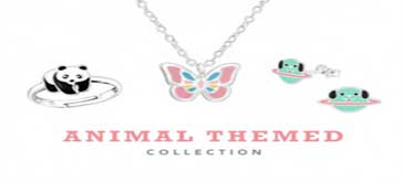 Animal Themed Silver Jewelry